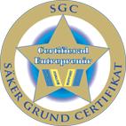 Säker Grund Certifikat - Certifierad installatör